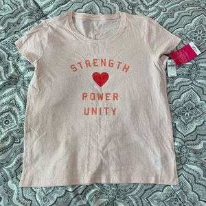 Gap Breast Cancer Awareness Graphic Tee
